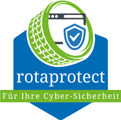Rotaprotect Logo - Cyber-Versicherung